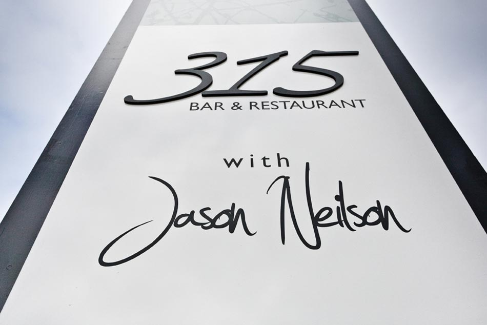 Graphic Design, Website Design & Marketing for 315 Bar & Restaurant