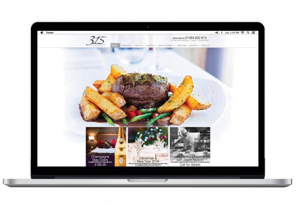 Graphic & Website Design & Marketing for 315