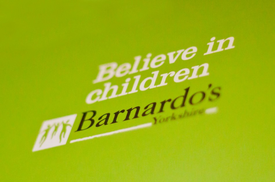 Graphic Design, Website Design & Marketing for Barnardos