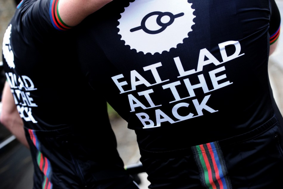 Graphic & Website Design & Marketing for Fat Lad At The Back