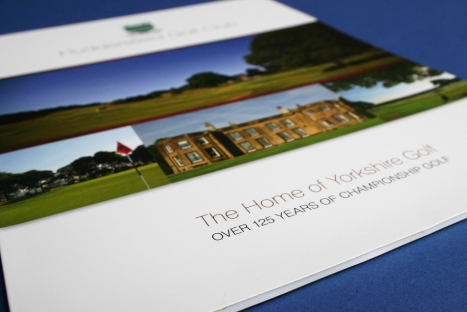 Graphic & Website Design & Marketing for Huddersfield Golf Club