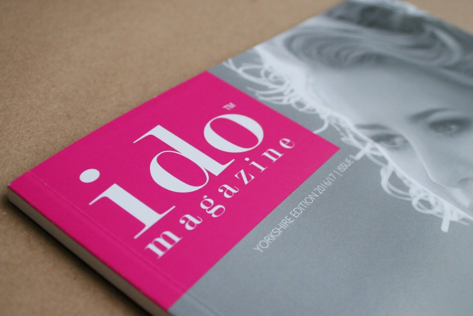 Graphic Design, Website Design & Marketing for I Do Wedding Magazine