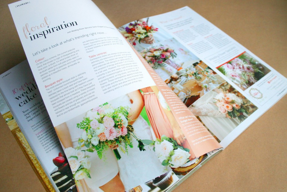 Graphic & Website Design & Marketing for I Do Wedding Magazine