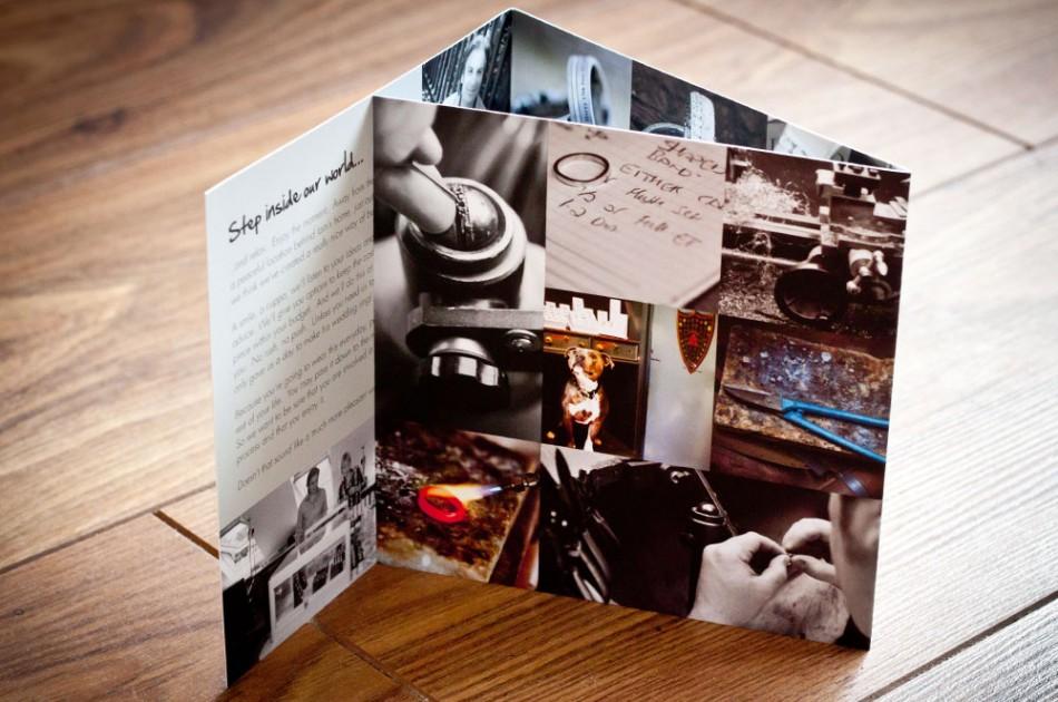 Graphic & Website Design & Marketing for Iain Henderson Designs
