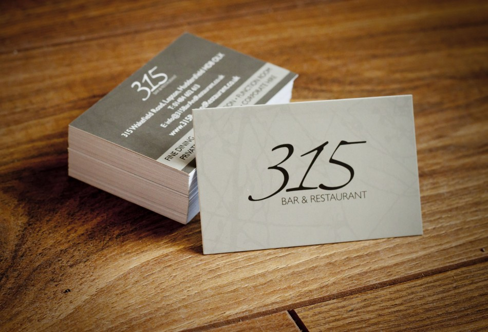 Graphic & Website Design & Marketing for 315