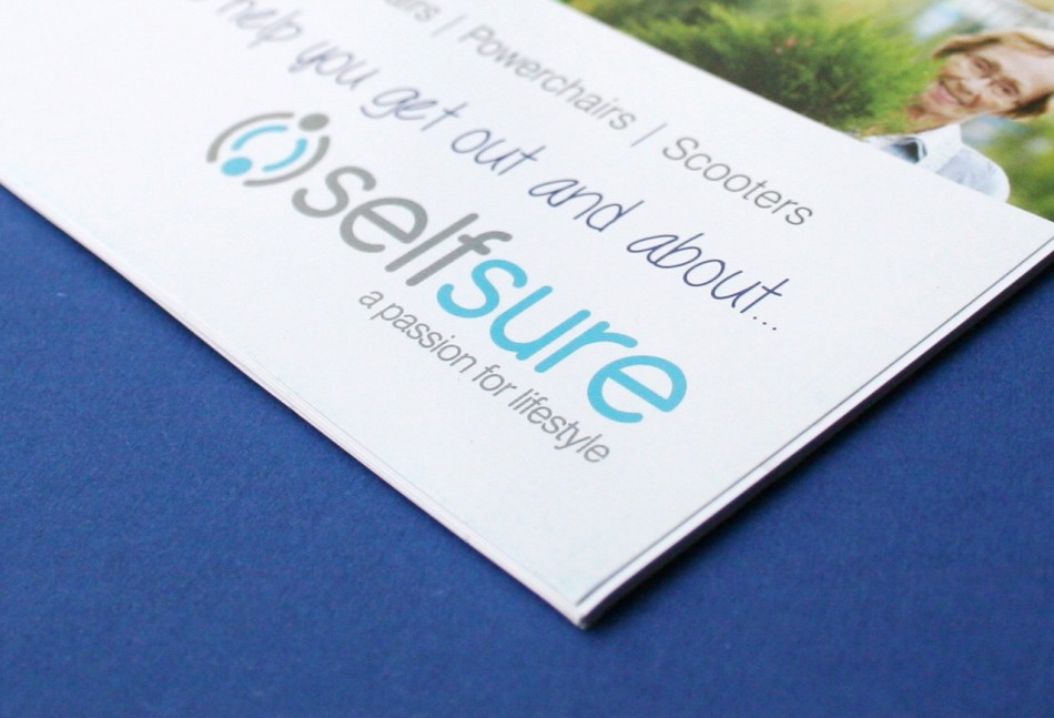 Graphic & Website Design & Marketing for SelfSure