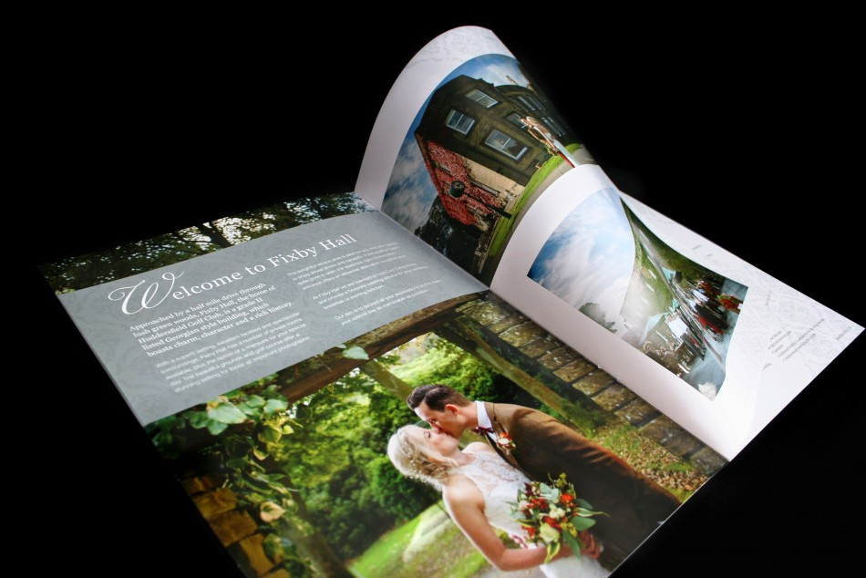 Graphic & Website Design & Marketing for Fixby Hall