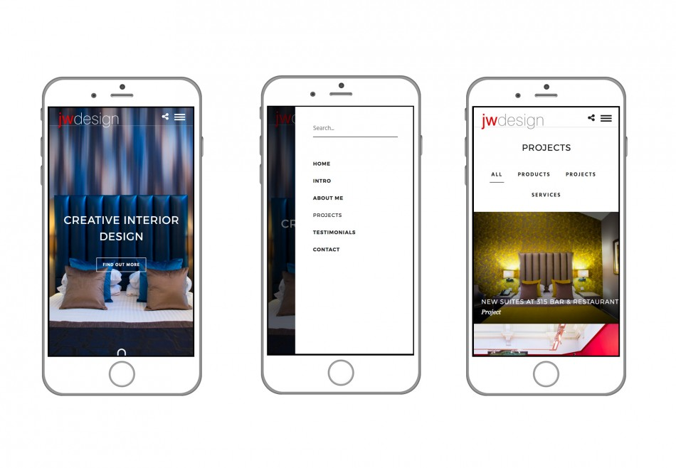 Graphic & Website Design & Marketing for Jwdesign
