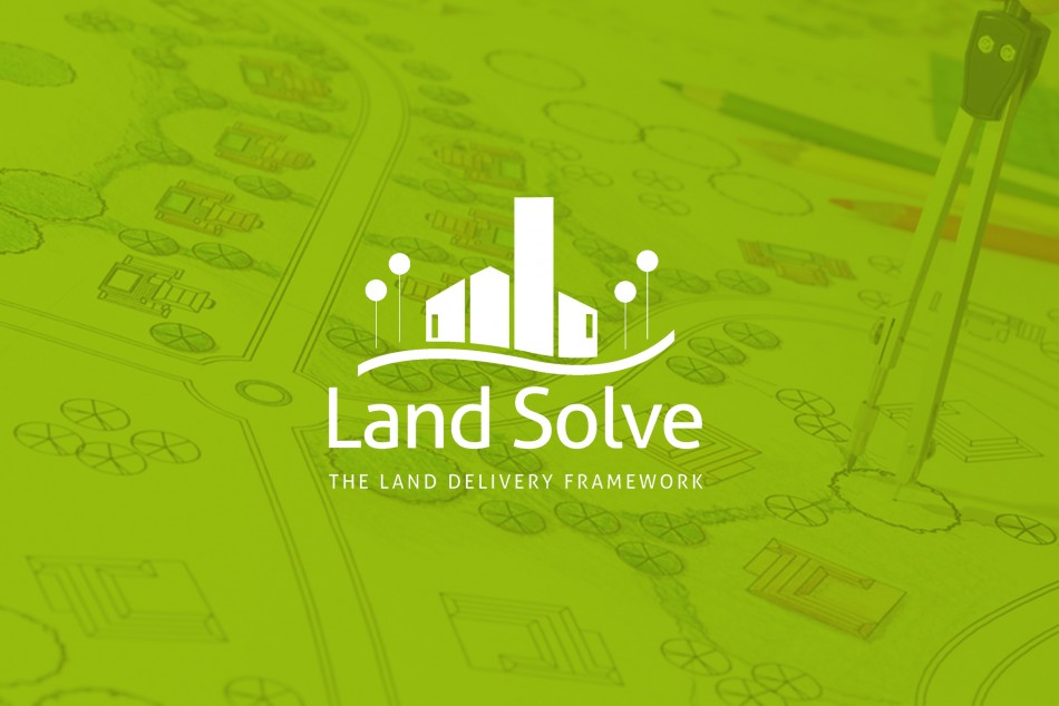 Graphic Design, Website Design & Marketing for Landsolve