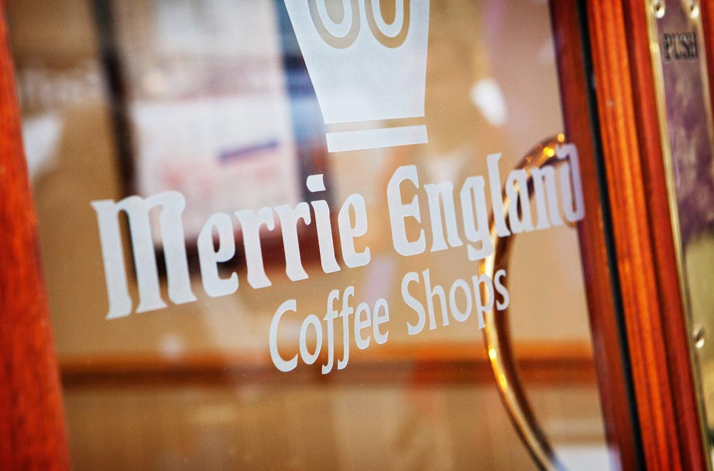 Merrie England Coffee Shops
