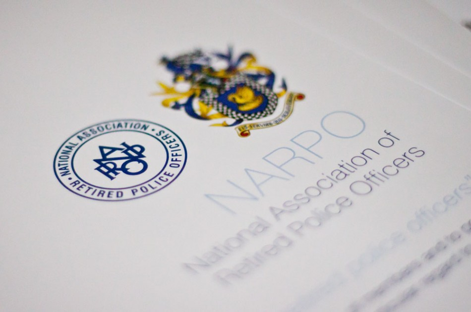 Graphic Design, Website Design & Marketing for NARPO