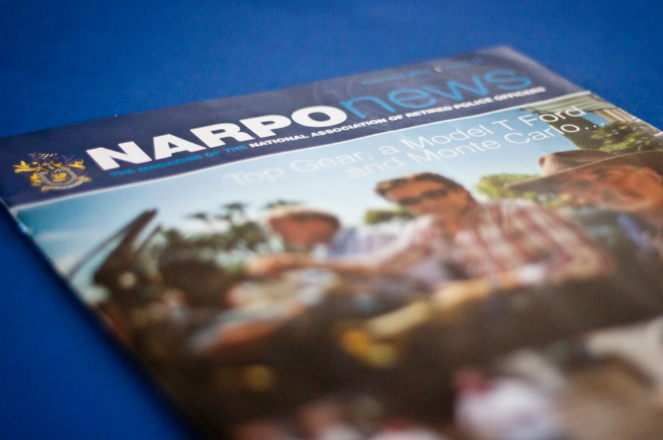 Graphic & Website Design & Marketing for NARPO