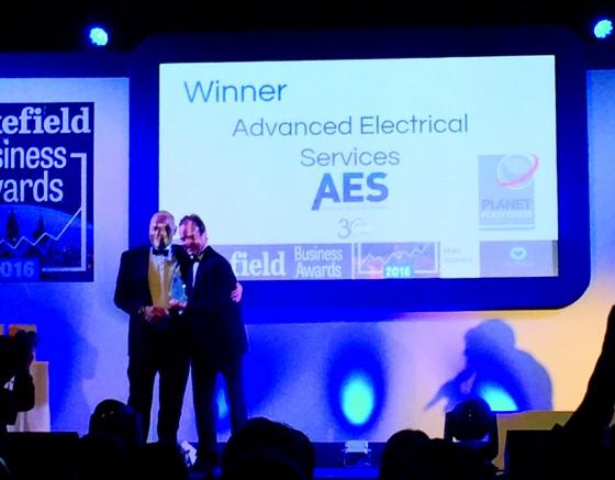 AES winners