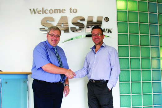 Sash UK website launch
