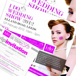 I Do Wedding Exhibition - Leeds 2012